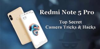 Redmi Note 5 Pro, Top Secret Camera Tricks & Hacks